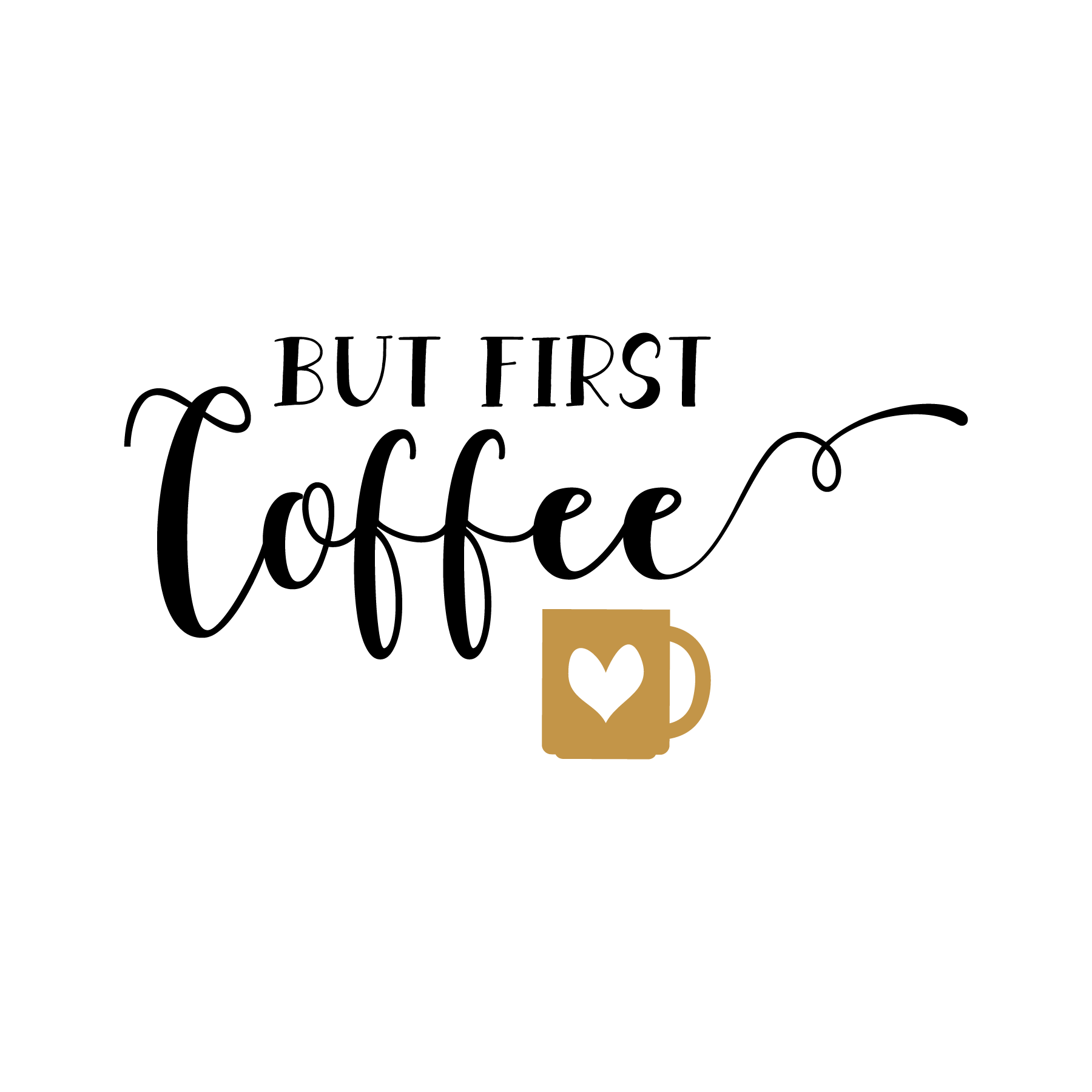 clip royalty free library vector coffee typography #107600651