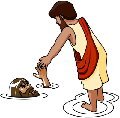 jpg Jesus walking on water clipart. Image pulling peter out