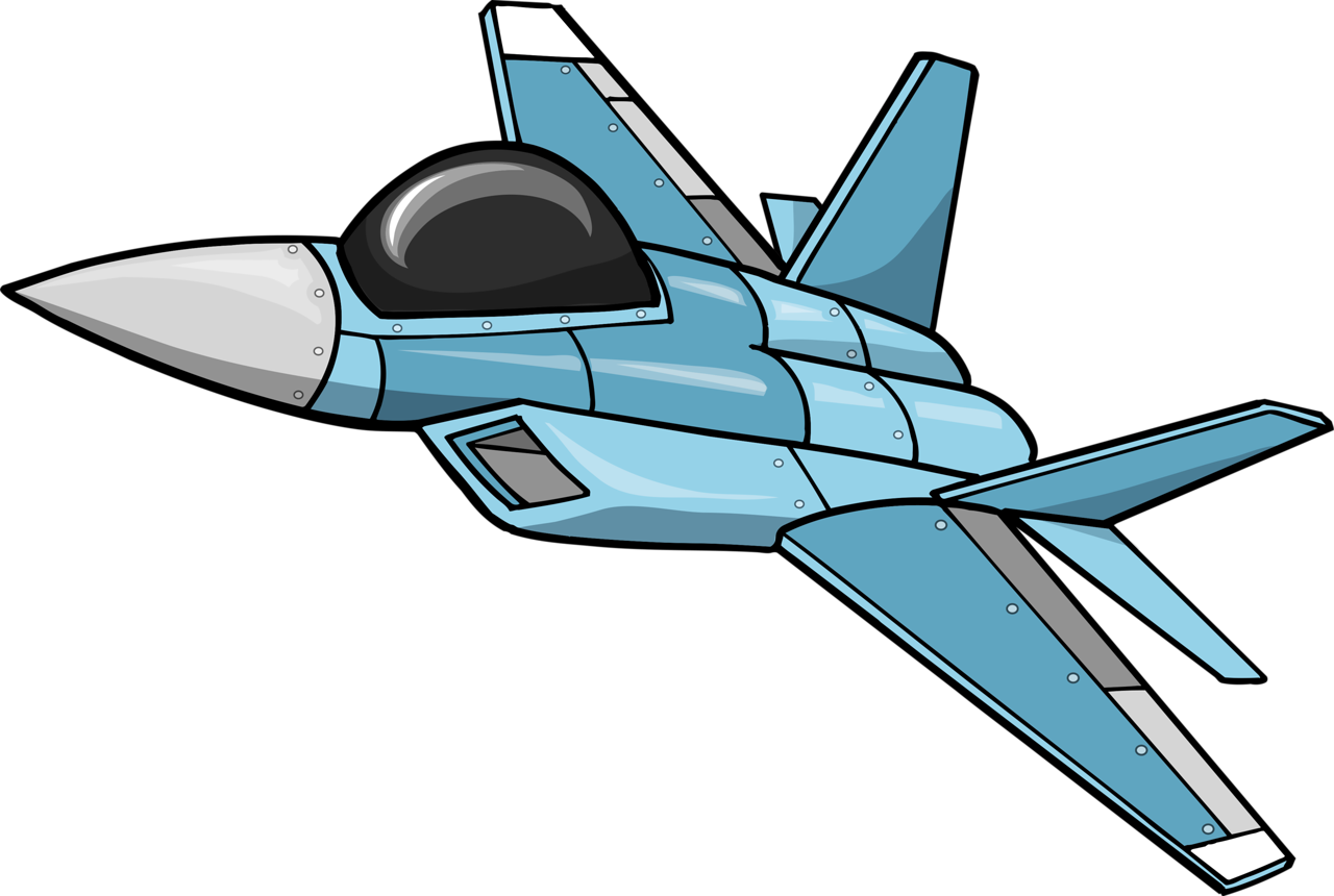 vector royalty free download Jet clipart. Airplane aircraft fighter clip.