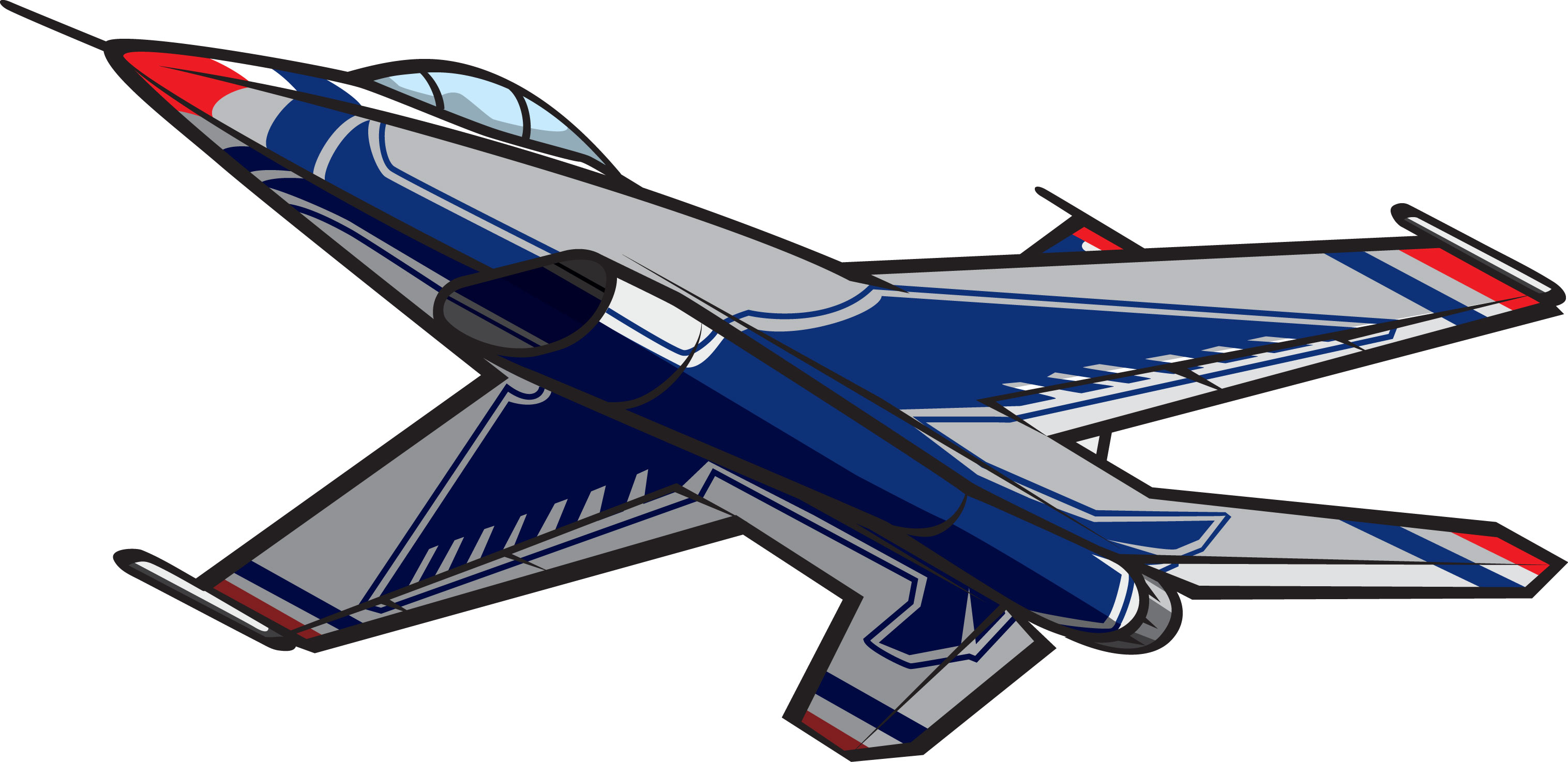 vector library stock Jet clipart. Free cliparts download clip