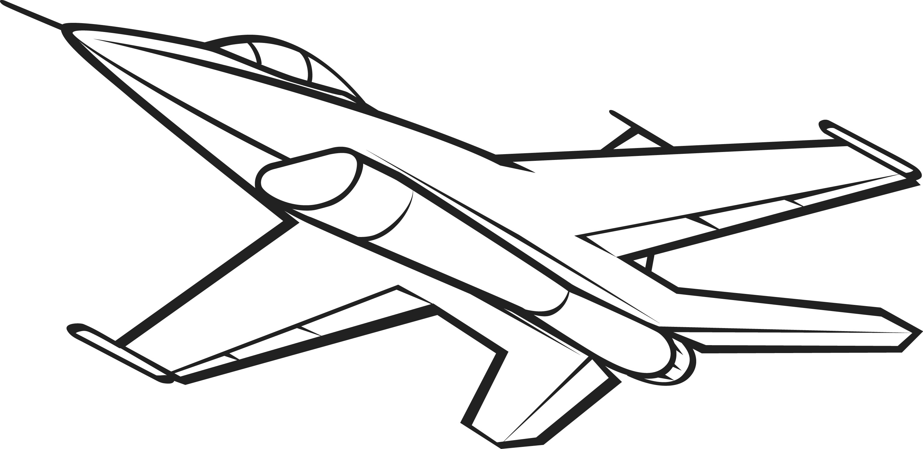 vector library stock Free cliparts download clip. Jet clipart.