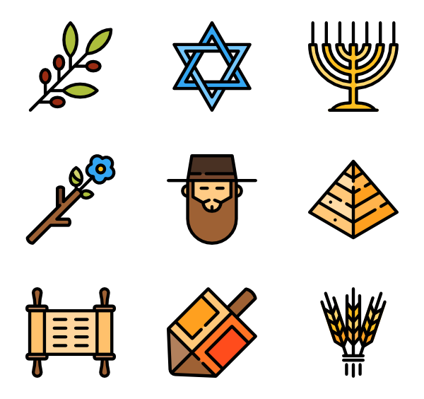 clipart black and white jew drawing judaism #98363967