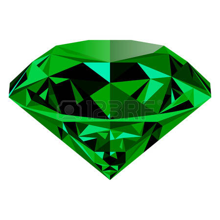 freeuse download Jewel clipart emerald stone. Free download best on.