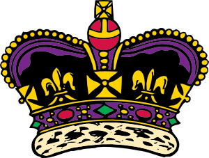 clipart freeuse stock Crown Jewels Drawing at GetDrawings