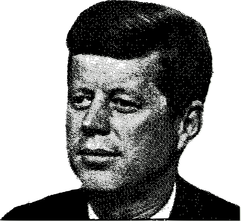 png black and white stock Assassination of john f. Jfk drawing