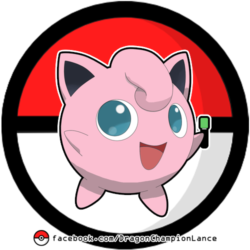 clipart transparent Jigglypuff with Microphone