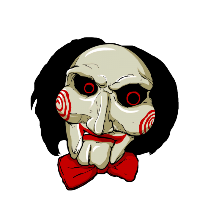 clipart free stock Jigsaw YouTube Billy the Puppet Game