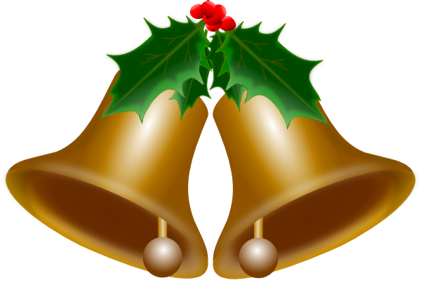 image free download Clip art at clker. Christmas bells clipart
