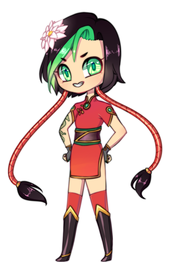jpg free Firecracker Jinx by GalacticTitty on DeviantArt