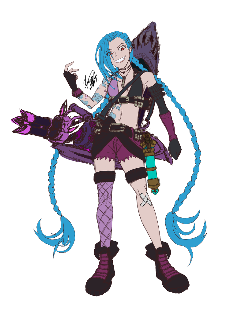 picture black and white library Png mart. Jinx transparent