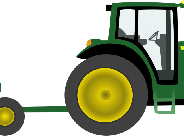 jpg free library John deere clipart. Tractor plow free on.