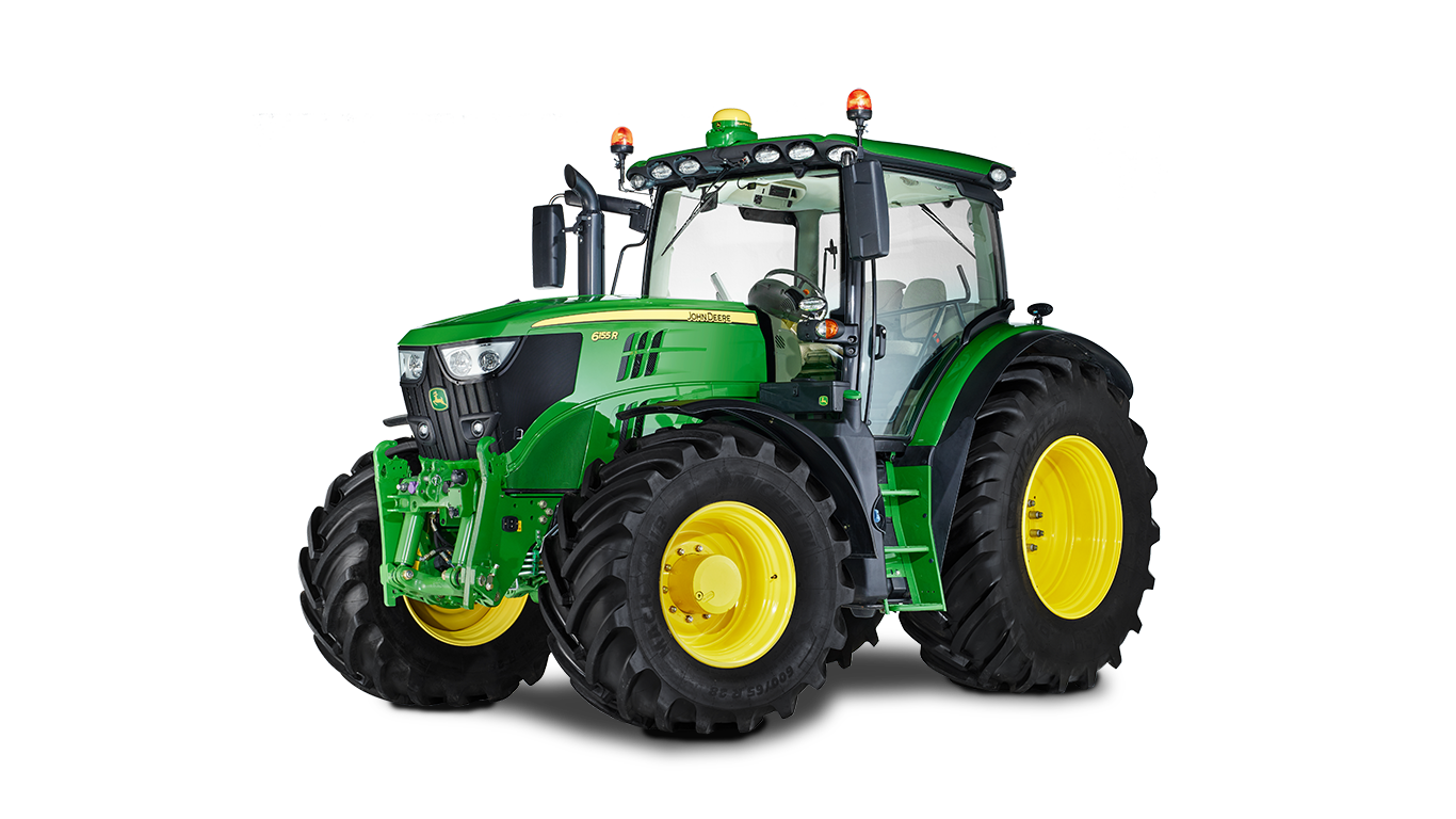 banner royalty free library John deere clipart hand.  m utility tractor