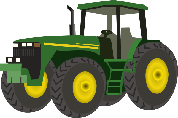 vector library library John Deere Free Party Printables