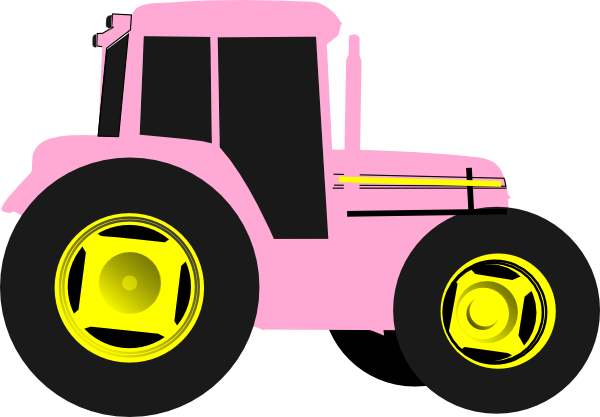 png black and white library John Deere Tractor Clipart at GetDrawings