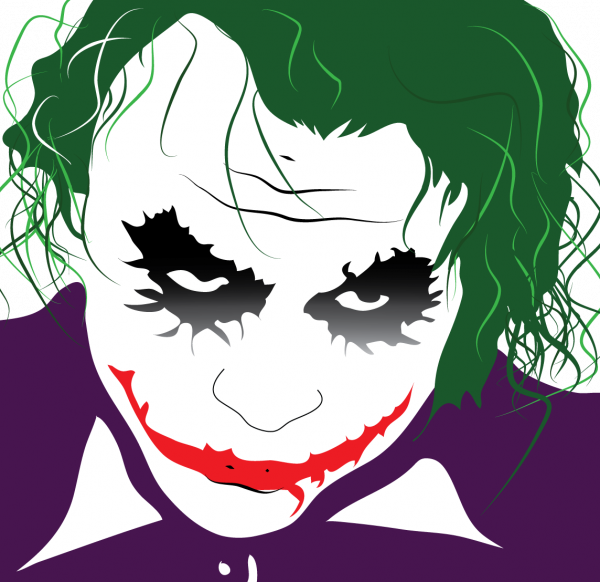 vector Free batman cliparts download. Joker clipart