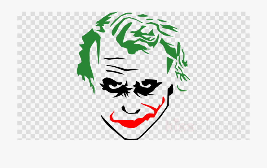 image black and white stock Joker clipart. Batman drawing face transparent.