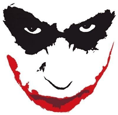 vector Free batman cliparts download. Joker clipart.