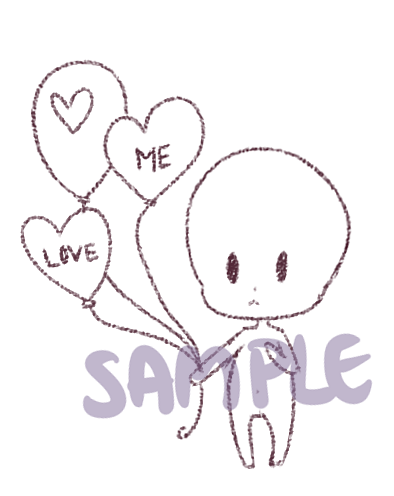 jpg library Valentines single couple poly. Valentine drawing valentine's day