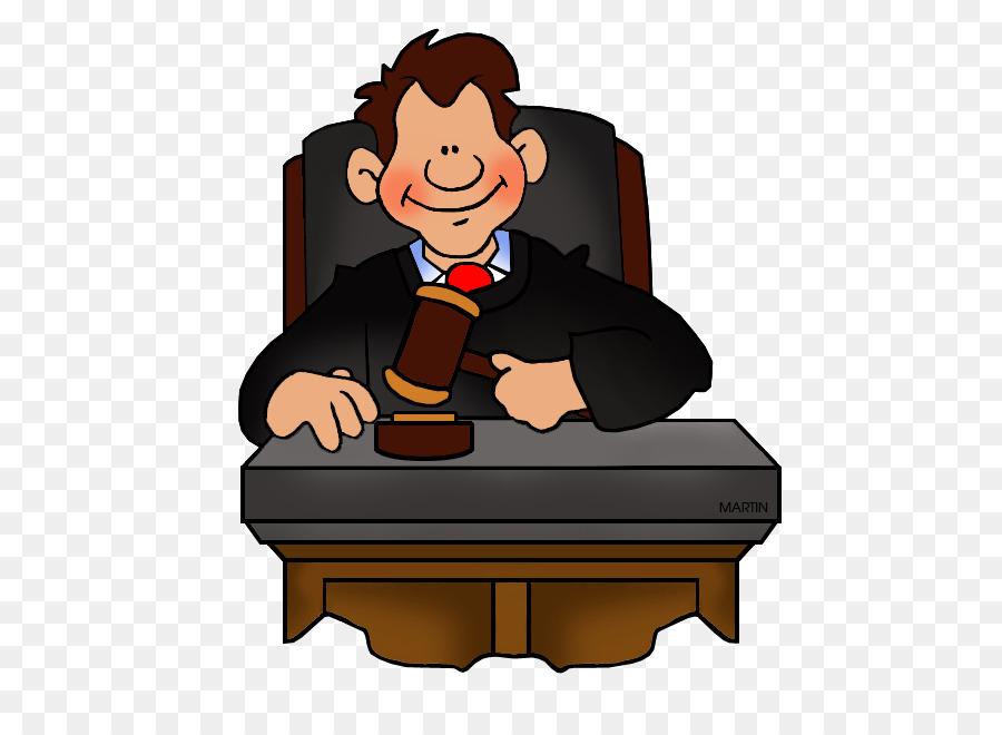 clip Supreme cartoon gavel transparent. Judge clipart.