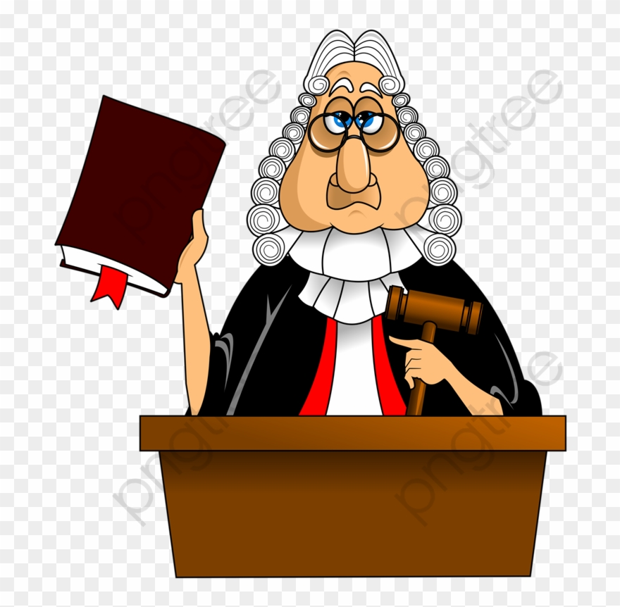 svg library stock Judge clipart. Court png download .