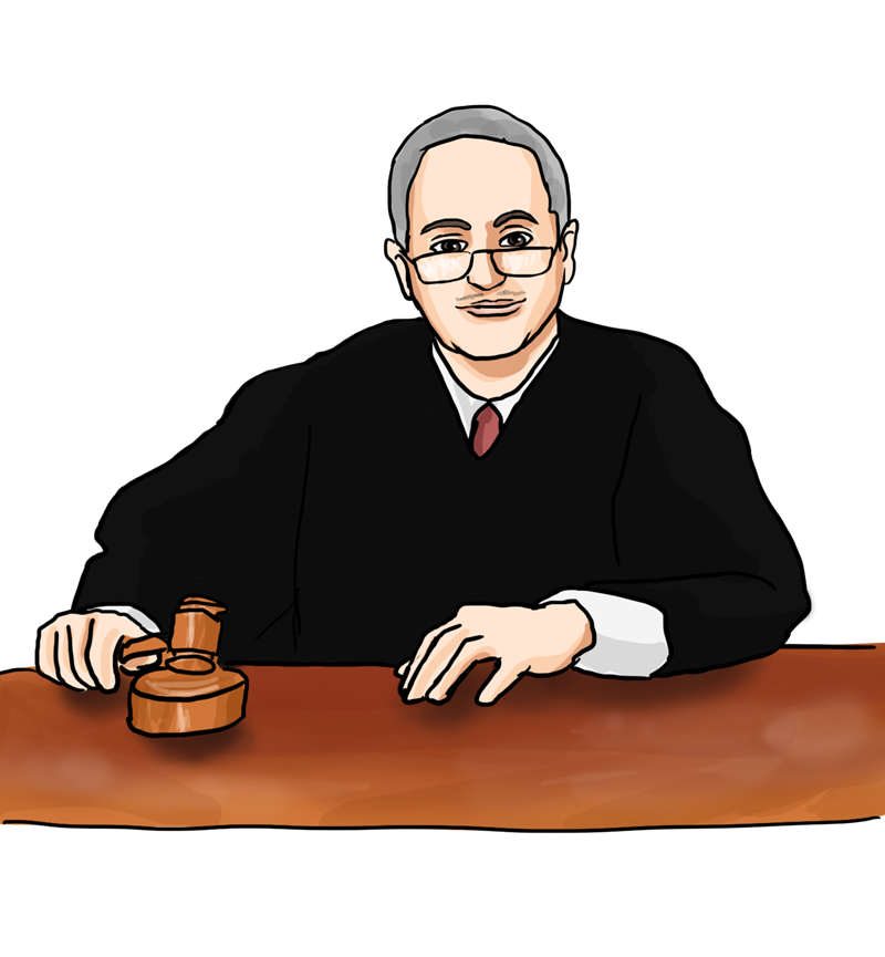 graphic Free Judge Cliparts