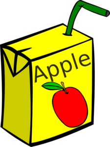 clip freeuse stock Apple . Juice clipart.