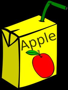 clip freeuse stock Apple . Juice clipart