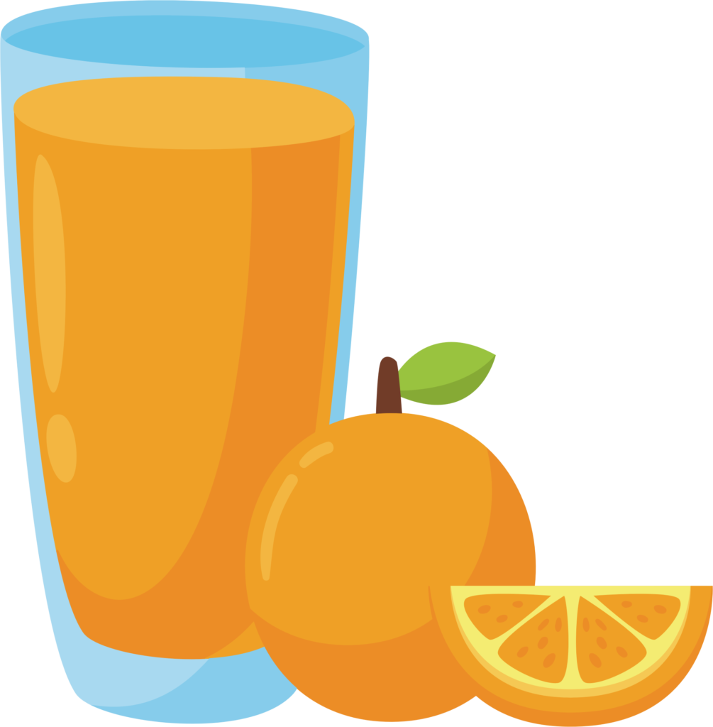 banner freeuse library Juice clipart. Orange images typegoodies me.