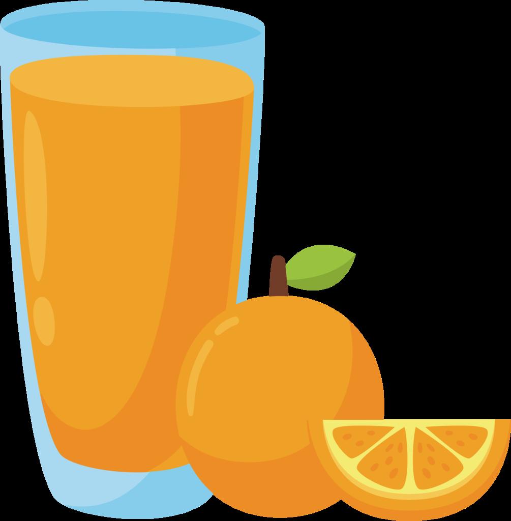clipart stock Orange Juice Clipart Images