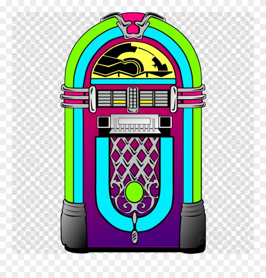 graphic royalty free download Jukebox clipart. Clip art fine remix
