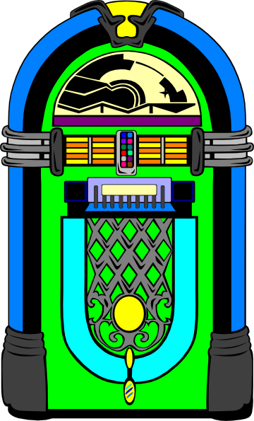 picture download Jukebox Clip Art at Clker