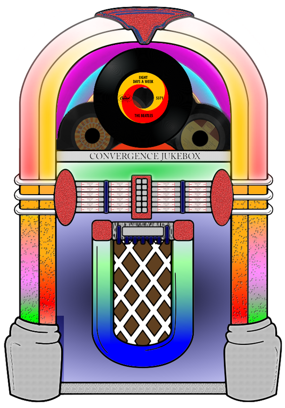 jpg free library Jukebox clipart. Convergence a python based