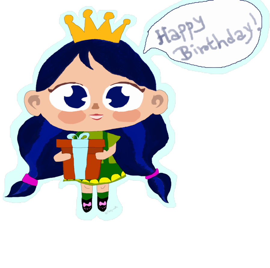 graphic royalty free download Happy birrthday wish free. Jumping clipart feel good.