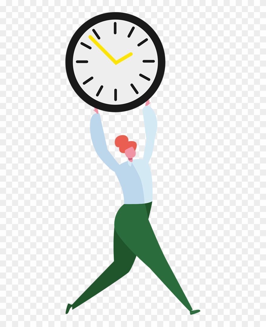 svg freeuse Jumping clipart feel good. Finish faster happier clock
