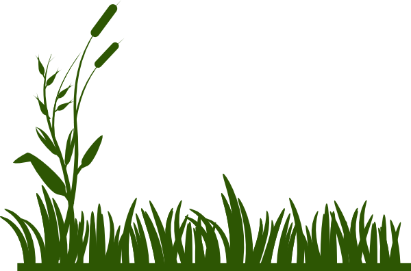 black and white library Jungle clipart. Grass .
