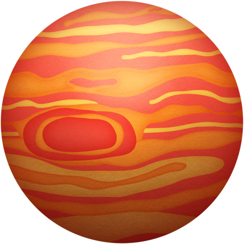 png library Pirates and pinterest clip. Jupiter clipart space planet