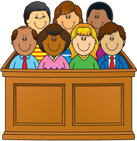 banner freeuse stock Free cliparts download clip. Jury clipart