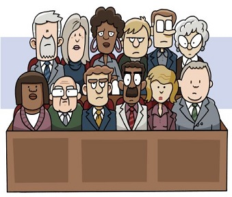 clip free download Free duty . Jury clipart