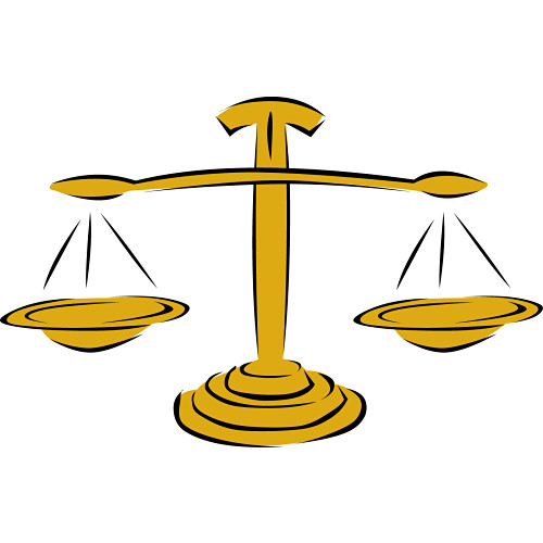 jpg royalty free download Free scales of download. Justice clipart.