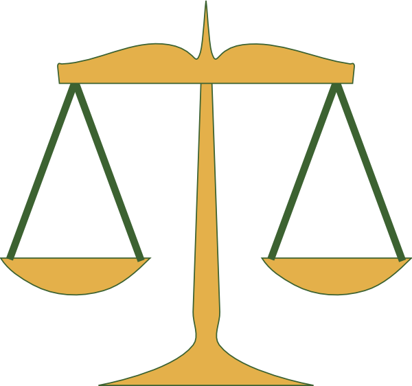vector freeuse Justice clipart. Scales of clip art