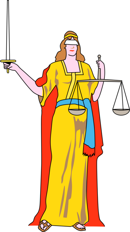 clipart stock Blindfold drawing clip art. Download lady justice court