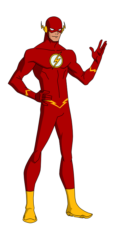 vector freeuse stock The dcu by spiedyfan. Drawing superman flash