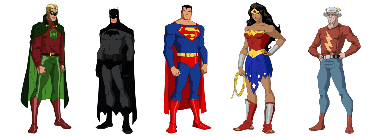 graphic freeuse Justice League of America