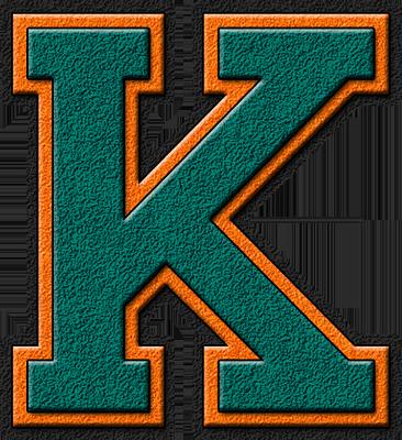 clipart freeuse Letter K HD PNG Transparent Letter K HD
