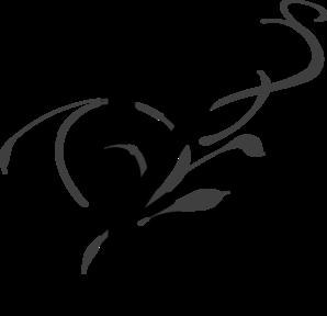 svg black and white Font K Clip Art at Clker