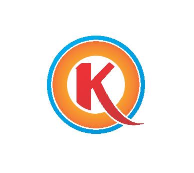 clip free stock K logo download