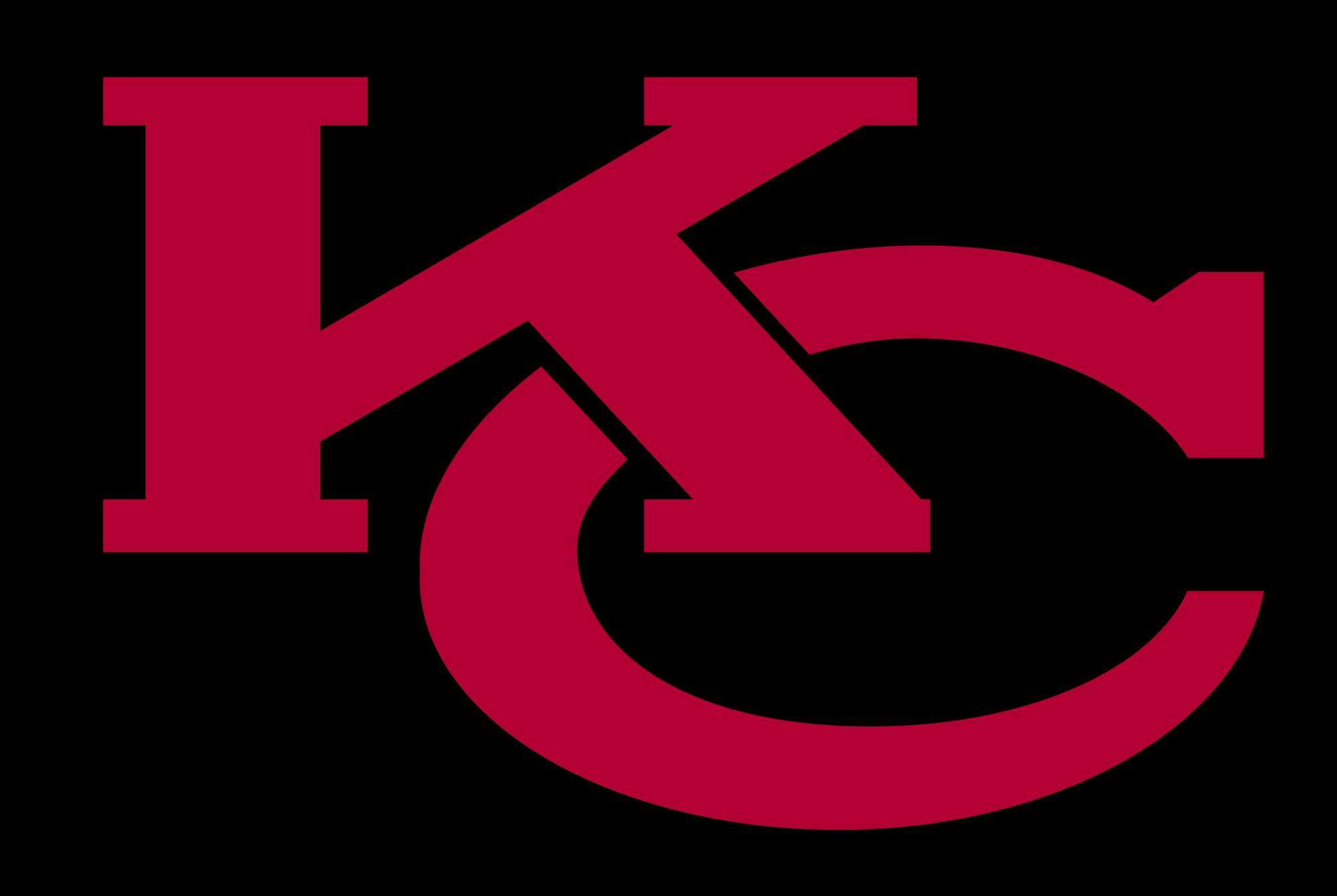 clip art free Kansas city chiefs clipart. File kc logo svg.