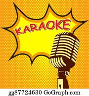 graphic free download Clip art royalty free. Karaoke clipart.