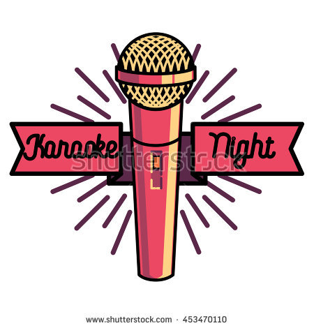 banner transparent library Karaoke night clipart. Free download best on