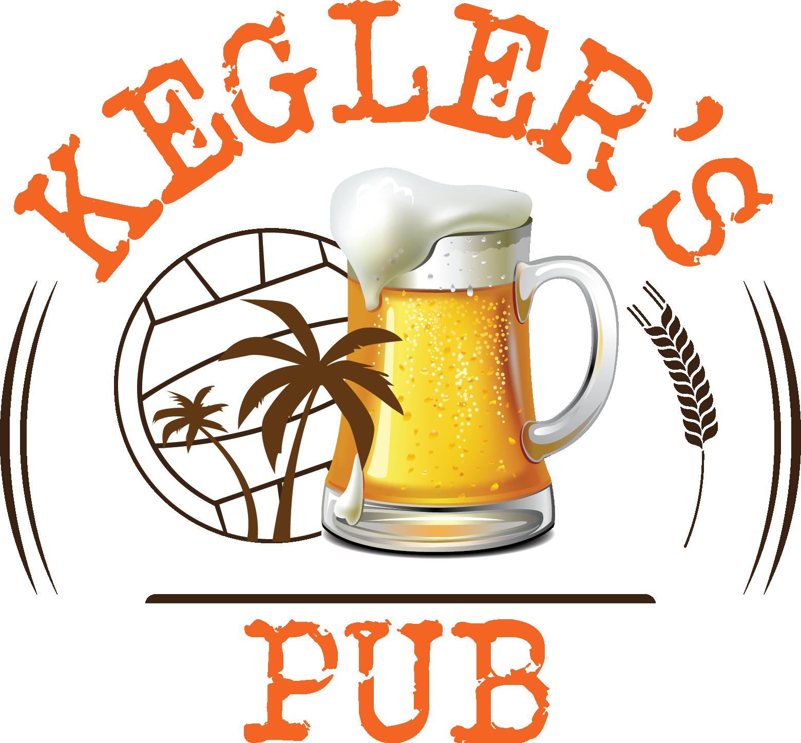 image black and white Kegler s pub pheasant. Karaoke night clipart
